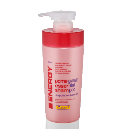 Energy Pomegranate Essential Shampoo