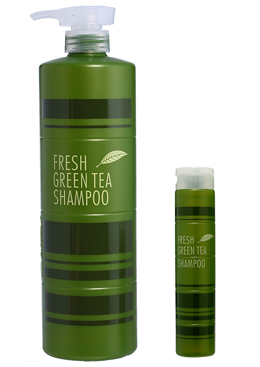 Fresh Green Tea Shampoo FN014