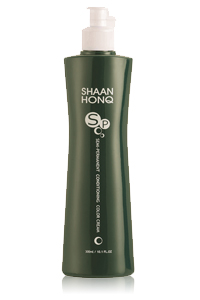 SP Conditioning Color Cream - GREEN BROWN
